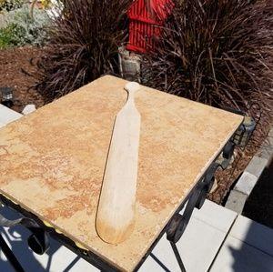 Long Wood Spatula